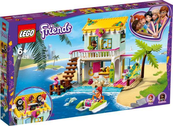 LEGO 41428 FRIENDS Domek na plaży p3