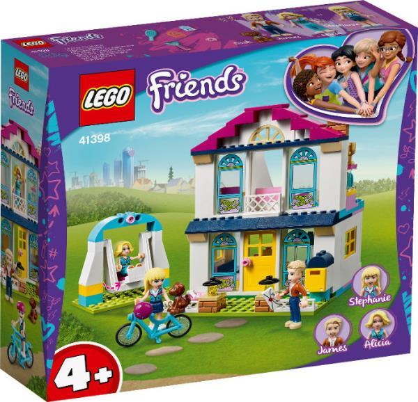 LEGO 41398 FRIENDS Dom Stephanie 4+ p3