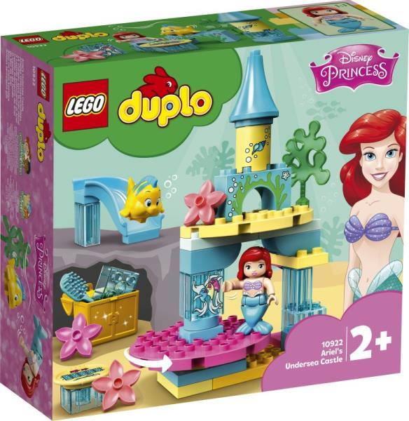 LEGO 10922 DUPLO Princess TM Podwodny zamek Arielki p4