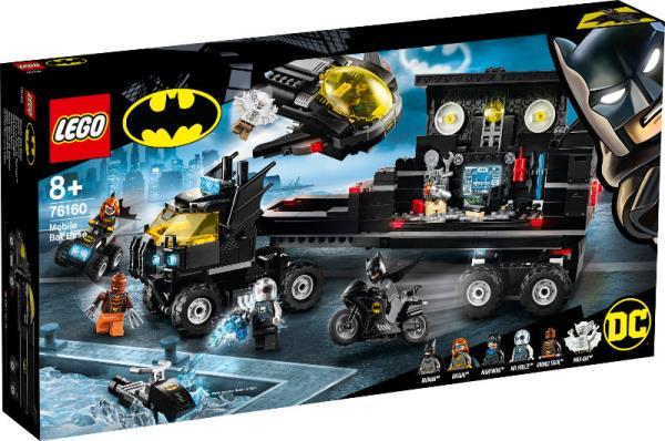 LEGO 76160 SUPER HEROES Mobilna baza Batmana p3