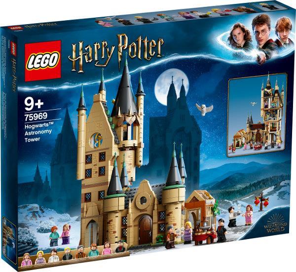 LEGO 75969 HARRY POTTER Wieża Astronomiczna w Hogwarcie p4