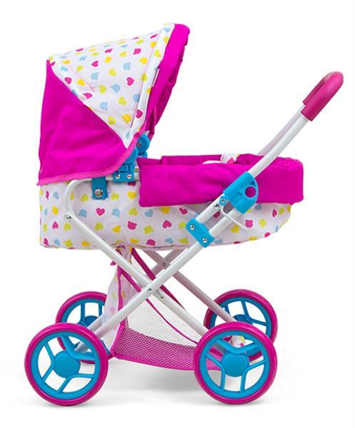 Wózek dla lalek Alice Candy 2719 Milly Mally