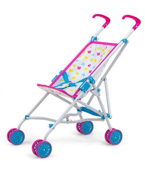 Wózek dla lalek Julia Candy 2721 Milly Mally