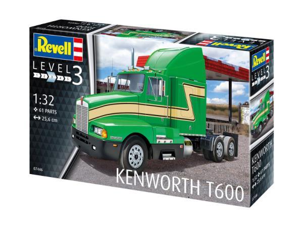 PROMO Ciężarówka REVELL 07446 Kenworth T600 1:32