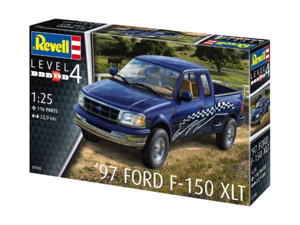 PROMO Samochód REVELL 171269 97' Ford F-150 1:25