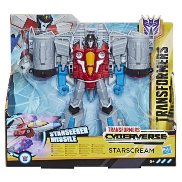 Transformers Cyberverse Ultra E1886 HASBRO mix