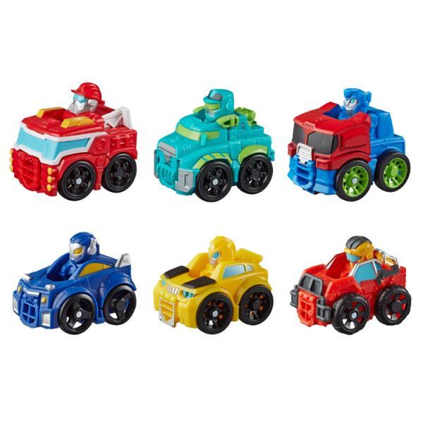Transformers Rescue Bots Mini Racers E6429 HASBRO Cena za 1szt