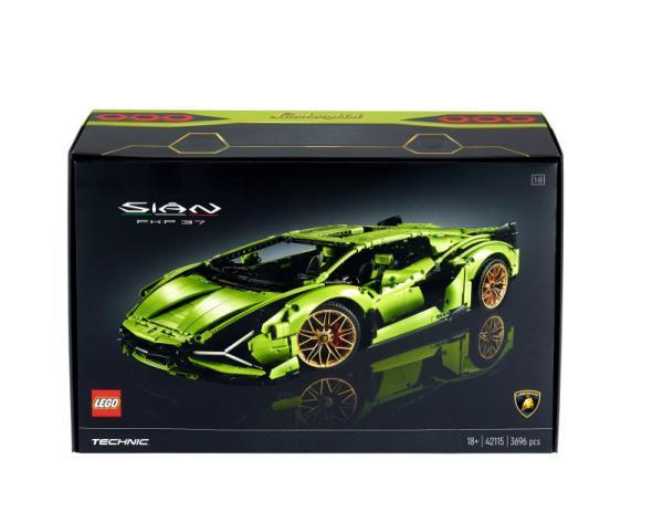 LEGO 42115 TECHNIC Lamborghini Sián FKP 37 p1