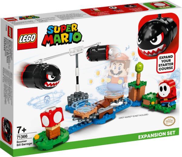 LEGO 71366 SUPER MARIO T Ostrzał Banzai Bill — zestaw rozszerzający p8