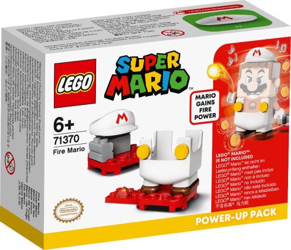LEGO 71370 SUPER MARIO T Ognisty Mario — dodatek p6