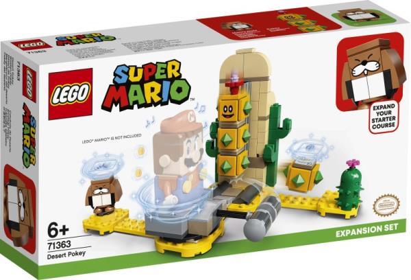 LEGO 71363 SUPER MARIO T Pustynny Pokey - zestaw rozszerzający p6