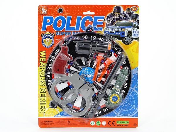 Zestaw policyjny blister 518209