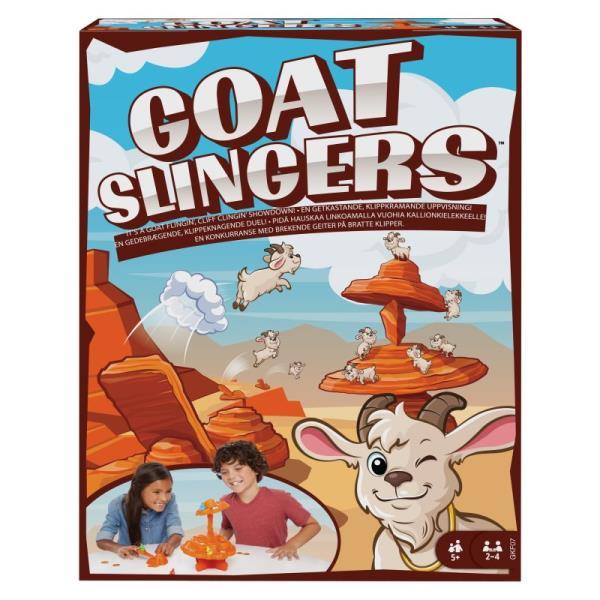 Goat Slingers GKF07 gra MATTEL