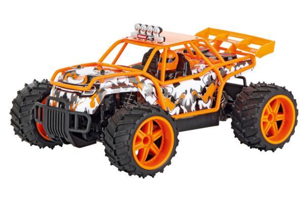Auto na radio Truck Buggy 2,4GHz 4WD 160015 Carrera