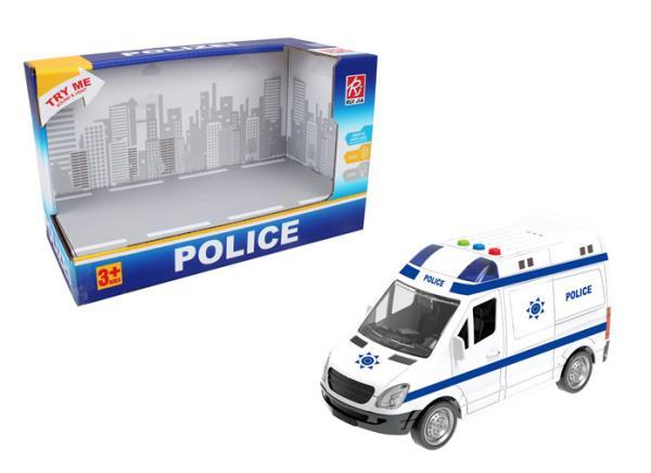 Policja światło/dźwięk 113944