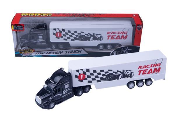Ciężarówka, metal w pudełku 1003560 cena za 1 szt