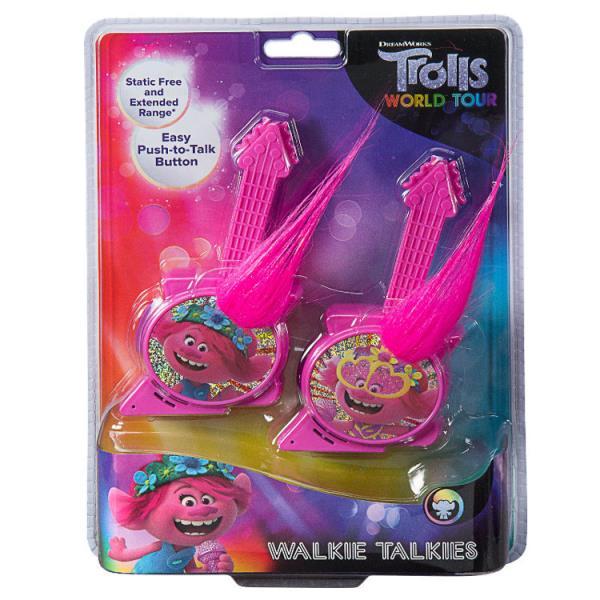 Walkie Talkie Trolle 2 (zasięg do 150m w idealnych warunkach) TR-207 eKids