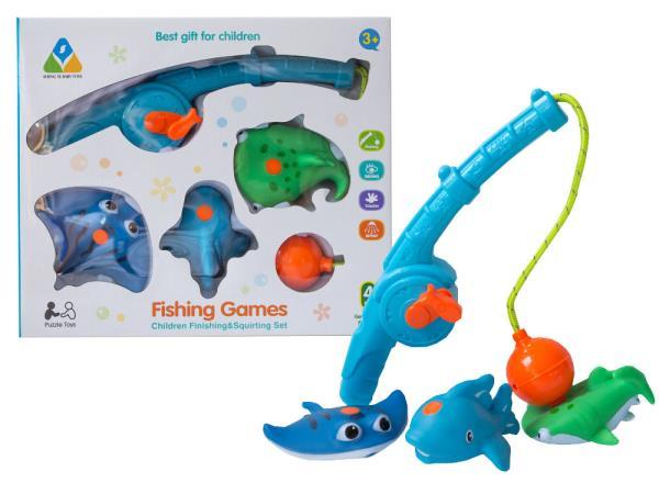 Gra rybki do łowienia na magnes 107868