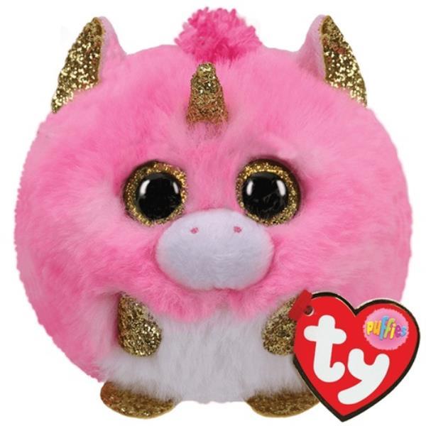 Maskotka TY PUFFIES Fantasia różowy jednorożec 42508