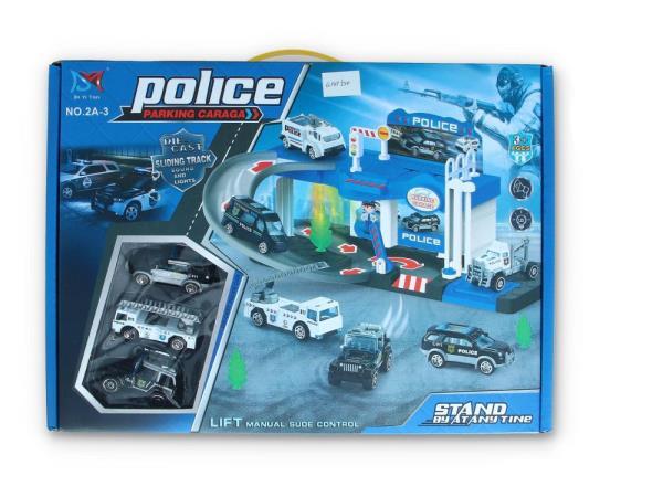 Policyjny posterunek GAZELO