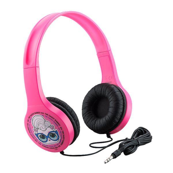 Słuchawki dla dzieci LOL Surprise LL-V126 eKids