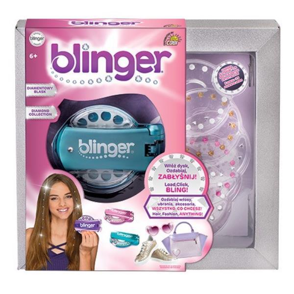 BLINGER 18500 Urządzenie do ozdabiania kryształkami