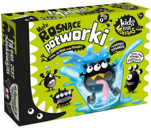 Kids Love Monsters Rosnące potworki