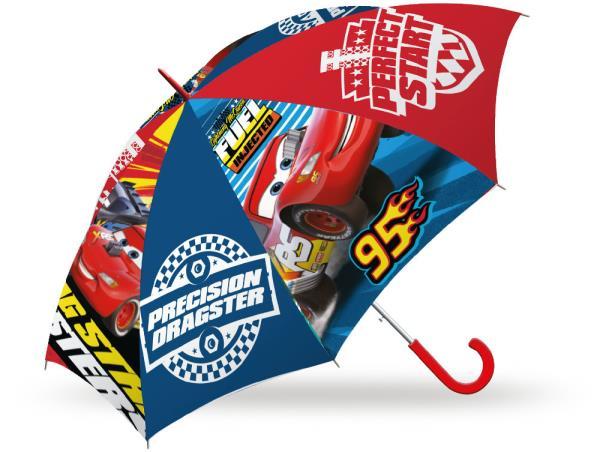 Parasolka automatyczna 46cm Cars 3 WD21490 Kids Euroswan