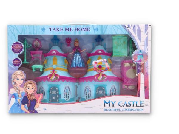 Zamek dla lalki 147540