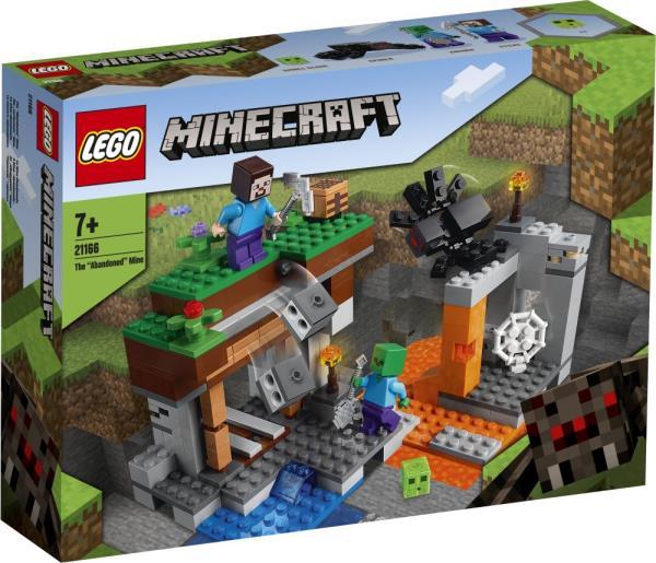 LEGO 21166 MINECRAFT Opuszczona kopalnia