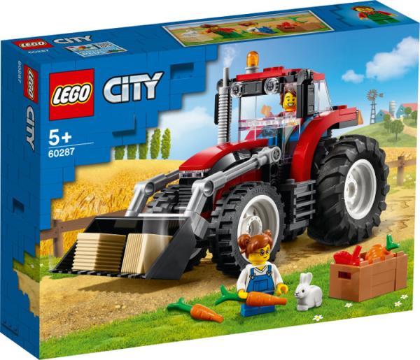 LEGO 60287 CITY Traktor p6