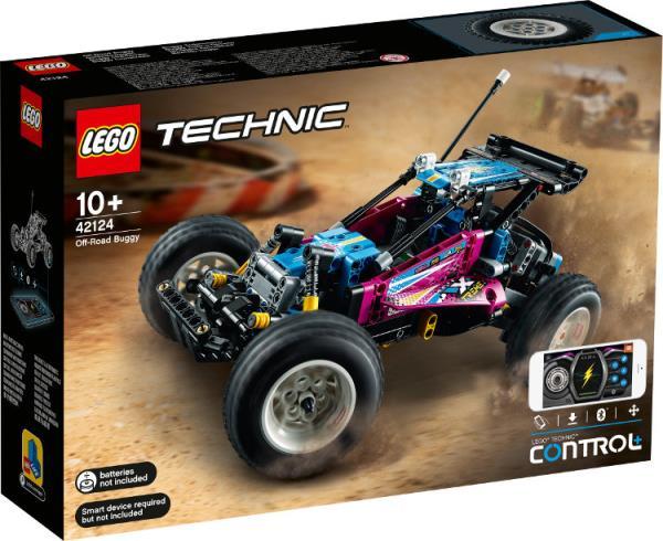 LEGO 42124 TECHNIC Łazik terenowy p3