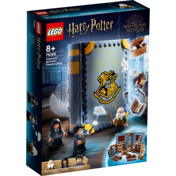 LEGO 76385 HARRY POTTER Chwile z Hogwartu: zajęcia z zaklęć i uroków p6