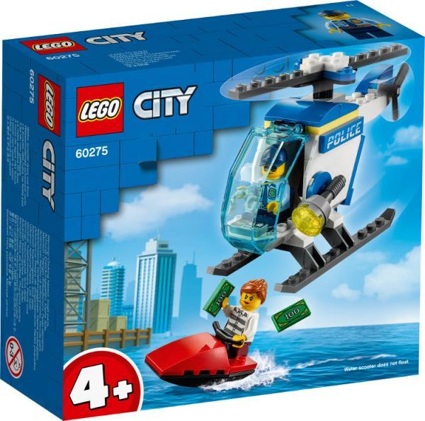 LEGO 60275 CITY Helikopter policyjny p4