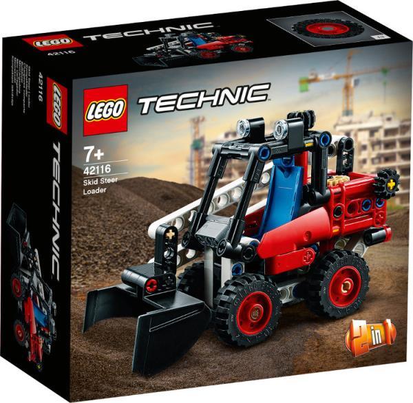 LEGO 42116 TECHNIC Miniładowarka p4