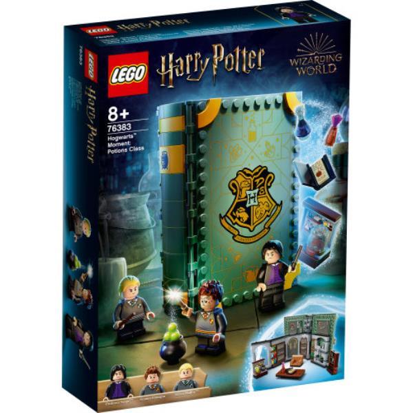 LEGO 76383 HARRY POTTER Chwile z Hogwartu: zajęcia z eliksirów p6