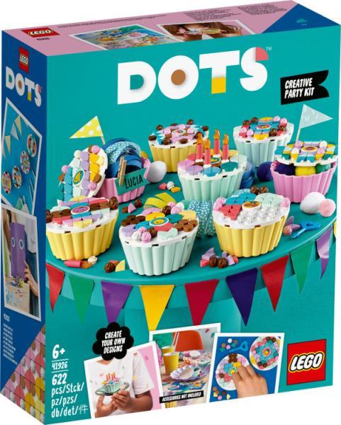 LEGO 41926 DOTS Kreatywny zestaw z tortem p5
