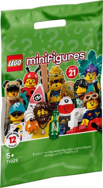 LEGO 71029 Minifigurki seria 21 p36 cena za 1 szt