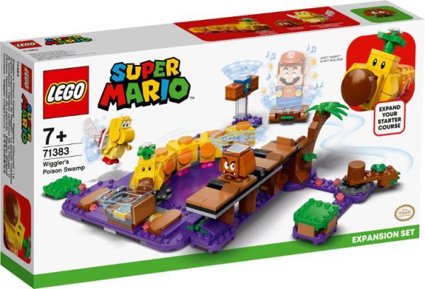 LEGO 71383 SUPER MARIO Trujące bagno Wigglera - zestaw dodatkowy p4