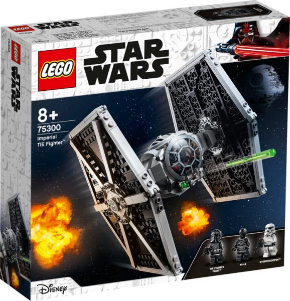 LEGO 75300 STAR WARS Imperialny myśliwiec TIE p3