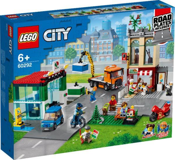 LEGO 60292 CITY Centrum miasta p3