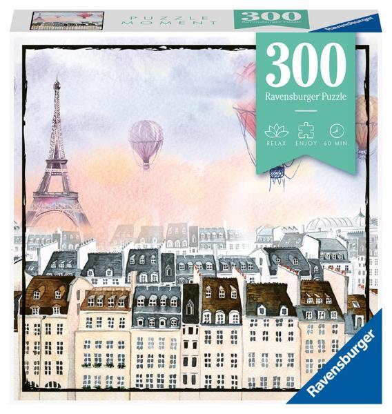 Puzzle 300el Moment: Paryż 129683 RAVENSBURGER