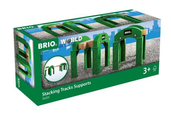 BRIO 33253 Wsporniki Deluxe