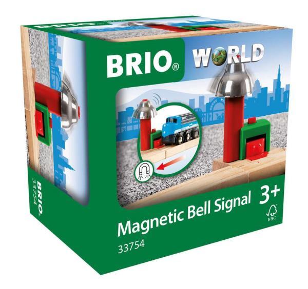 BRIO 33754 Wieża sygnalizacyjna Dzwonek