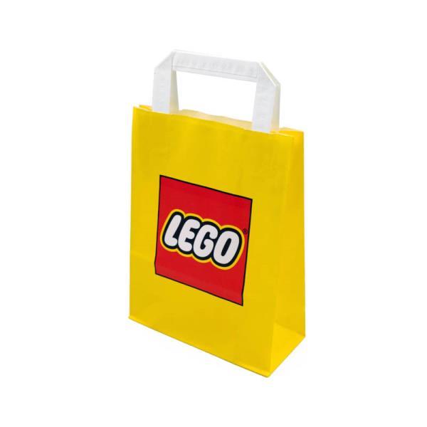 LEGO 6315786 Torba papierowa VP mała S op500 cena za 1szt