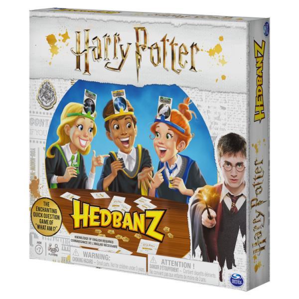 Hedbanz Harry Potter Kim jestem? gra towarzyska 6061023 Spin Master