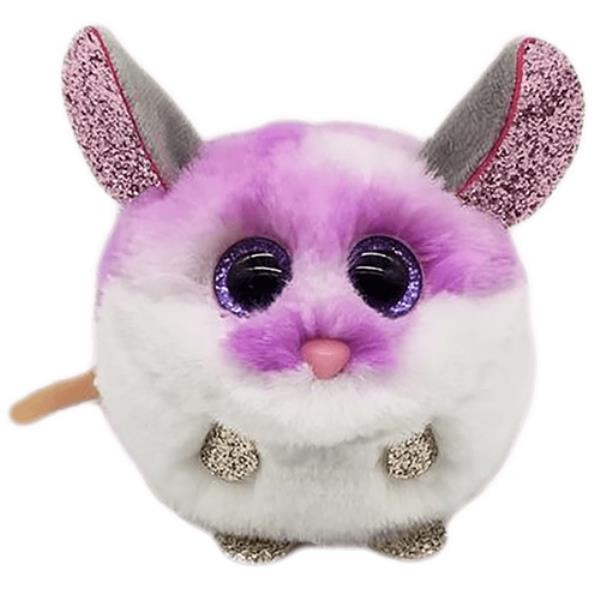 TY PUFFIES Colby purpurowa mysz 42505