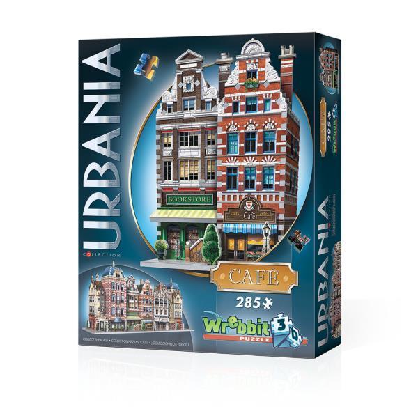 Wrebbit 3D puzzle 288el Urbania Cafe TACTIC