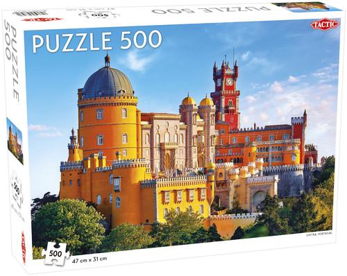Puzzle Sintra Portugalia 500