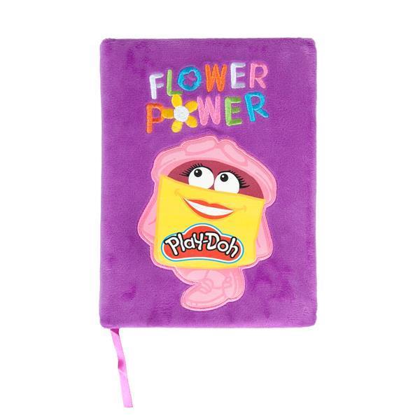 Pamiętnik pluszowy Play-Doh 155x210 STARPAK